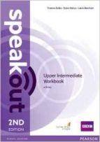 SPEAKOUT UPPER INTERMEDIATE 2ND EDITION. WORKBOOK
