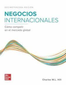 NEGOCIOS INTERNACIONALES 13ª ED. (MC GRAW HILL)