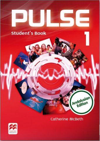 INGLÉS PULSE 1. 1º E.S.O. STUDENT'S BOOK ANDALUCÍA