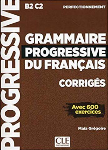 GRAMMAIRE PROGRESSIVE DU FRANÇAIS PERF. (CLE)