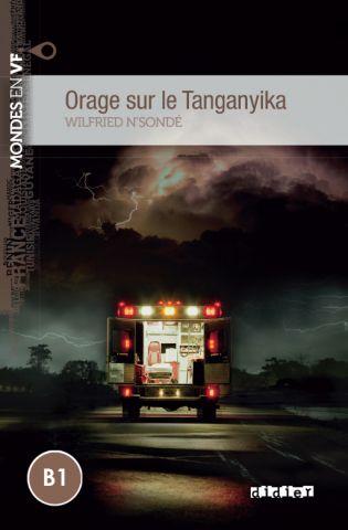 MONDES EN VF B1 ORAGE SUR LE TANGANYIKA LIVRE+MP3