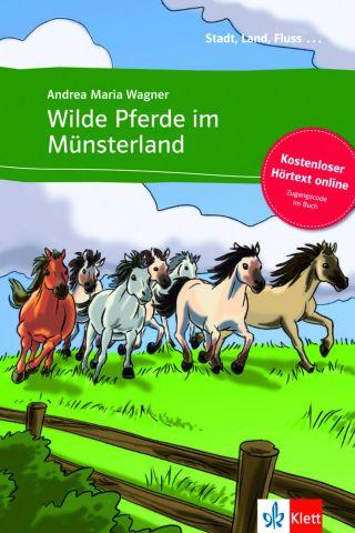 WILDE PFERE IM MUNSTERLAND (KLETT)