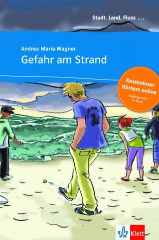 GEFAHR AM STRAND  (KLETT)