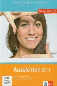 AUSSICHTEN B1.1 (ALUM. + EJERCICIOS + 2CD + DVD)