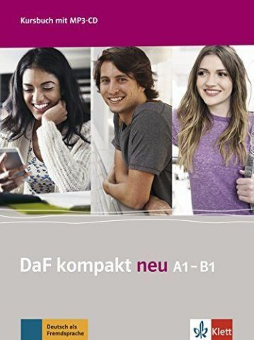 DAF KOMPAKT NEU A1-B1 (KLETT)