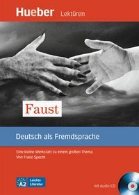 LESEH A2 FAUST LESEHEFT+CD (HUEBER)