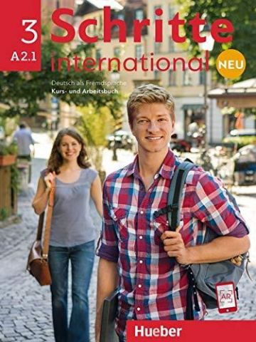 SCHRITTE INTERNATIONAL NEU 3 KURSBUCH + ARBEITSBUC