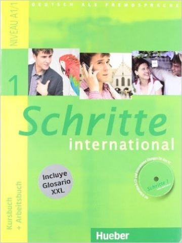 SCHRITTE INTERNATIONAL 1