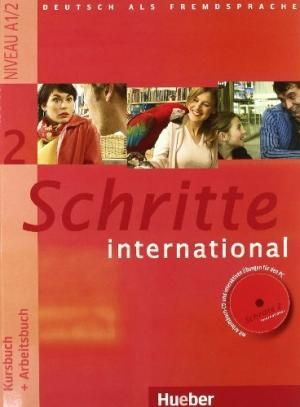 SCHRITTE INTERNATIONAL 2 A1.2 AL+E+CD+GL.