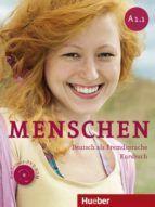 MENSCHEN A1.1 (KURSBUCH + GLOSSAR)