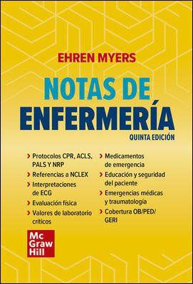 NOTAS DE ENFERMERIA 5ª ED. 2020 (MCGRAW-HILL)