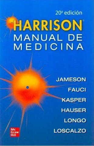 HARRISON MANUAL DE MEDICINA  (20ª ED)
