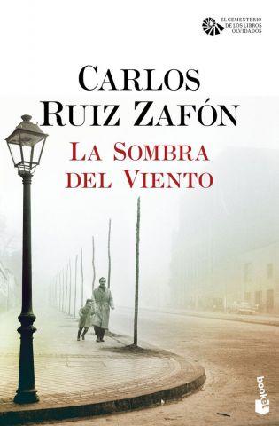 LA SOMBRA DEL VIENTO (BOOKET)