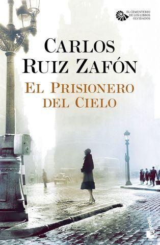 EL PRISIONERO DEL CIELO (BOOKET)