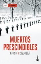 MUERTOS PRESCINDIBLES. BERGMAN 3