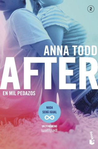 AFTER 2 (BOOKET)