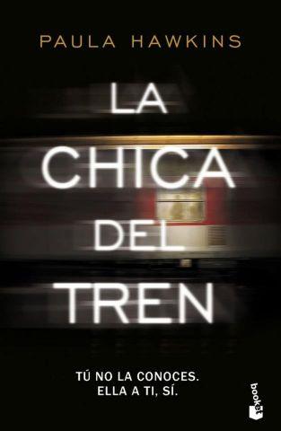 LA CHICA DEL TREN (BOOKET)