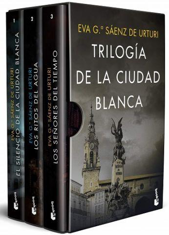 TRILOGÍA DE LA CIUDAD BLANCA (BOOKET)