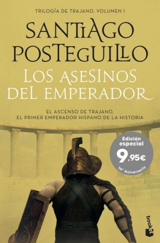 LOS ASESINOS DEL EMPERADOR (BOOKET)