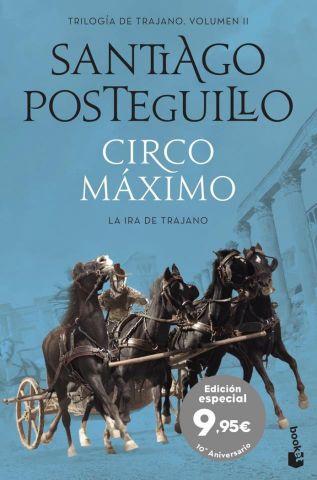 CIRCO MÁXIMO (BOOKET)