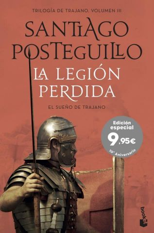LA LEGIÓN PERDIDA (BOOKET)