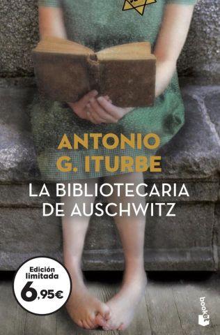 LA BIBLIOTECARIA DE AUSCHWITZ (BOOKET)