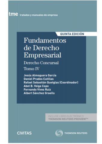 FUNDAMENTOS DEDERECHO EMPRESARIAL IV (CIVITAS) 20