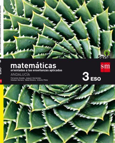 (SM) MATEMATICAS APLICADAS 3ºESO AND.20