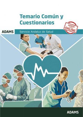 TEMARIO COMÚN Y CUESTIONARIOS DEL SAS (ADAMS)