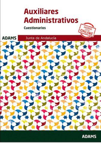 AUXILIAR ADM.JUNTA AND. CUESTIONARIOS 2020