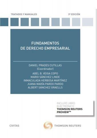 FUNDAMENTOS DE DERECHO EMPRESARIAL (CIVITAS) 2020
