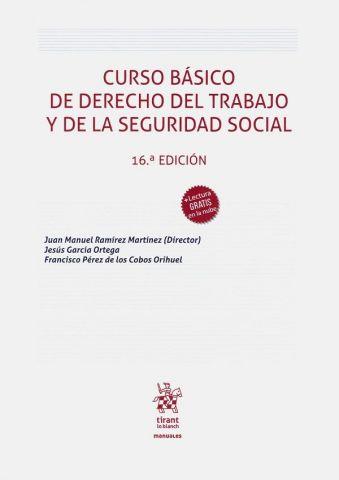 CURSO BÁSICO DE DERECHO DEL TRABAJO  2020 (TIRANT)