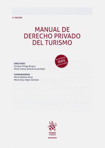 MANUAL DERECHO PRIVADO TURISMO ED. 2020 (TIRANT)