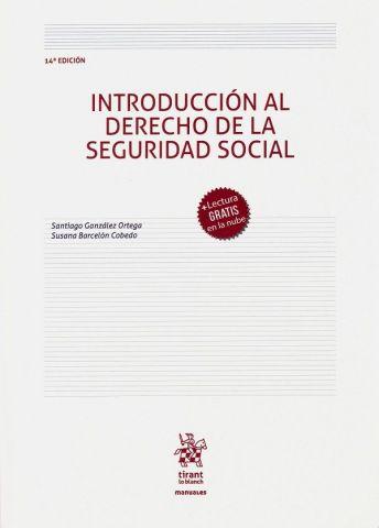 INTRODUCCION AL D. SEG. SOCIAL ED. 2020 (TIRANT)