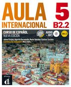 AULA INTERNACIONAL 5 (B2.2) LIBRO + CD AUDIO / MP3