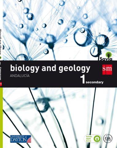 BIOLOGY AND GEOLOGY 1º E.S.O. SAVIA. ANDALUCÍA 201