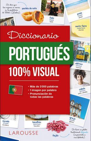 DICCIONARIO PORTUGUÉS 100% VISUAL (LAROUSSE)