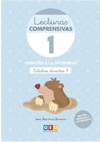 LECTURAS COMPRENSIVAS 1. SÍLABAS DIRECTAS (GEU)