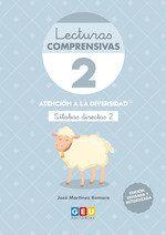 LECTURAS COMPRENSIVAS 2. SÍLABAS DIRECTAS 2 (GEU)