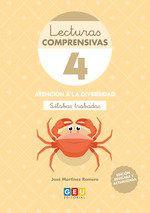 LECTURAS COMPRENSIVAS 4. SÍLABAS TRABADAS (GEU)