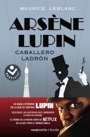 ARSÈNE LUPIN. CABALLERO LADRÓN (ROCA)
