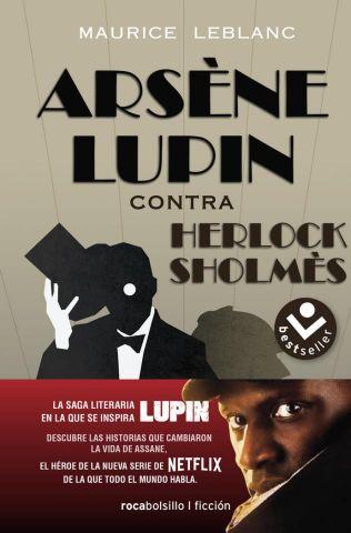 ARSENE LUPIN CONTRA HERLOCK SHOLMES (ROCA)