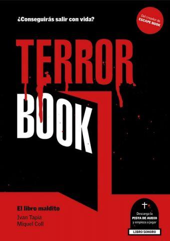 TERROR BOOK.  EL LIBRO MALDITO (LUNWERG)