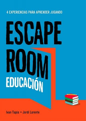 ESCAPE ROOM. EDUCACIÓN (LUNWERG)