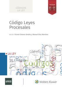 CÓDIGO LEYES PROCESALES ED. 2020 UNED (LA LEY)