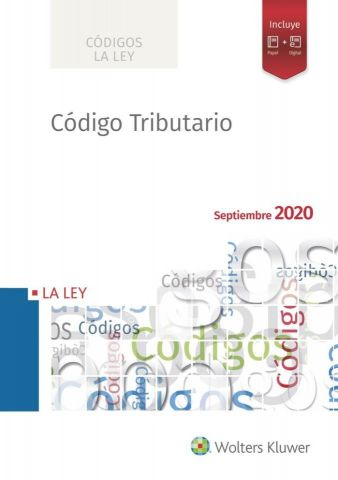 CÓDIGO TRIBUTARIO ED. 2020  (LA LEY)