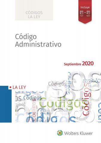 CÓDIGO ADMINISTRATIVO 2020  (LA LEY)