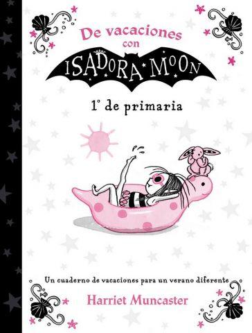 DE VACACIONES CON ISADORA MOON 1º EP (ALFAGUARA