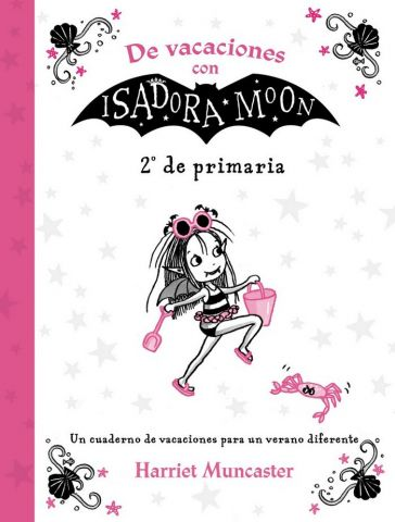 DE VACACIONES CON ISADORA MOON 2º EP (ALFAGUARA