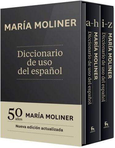DICCIONARIO DE USO DEL ESPAÑOL 2016. MARIA MOLINER